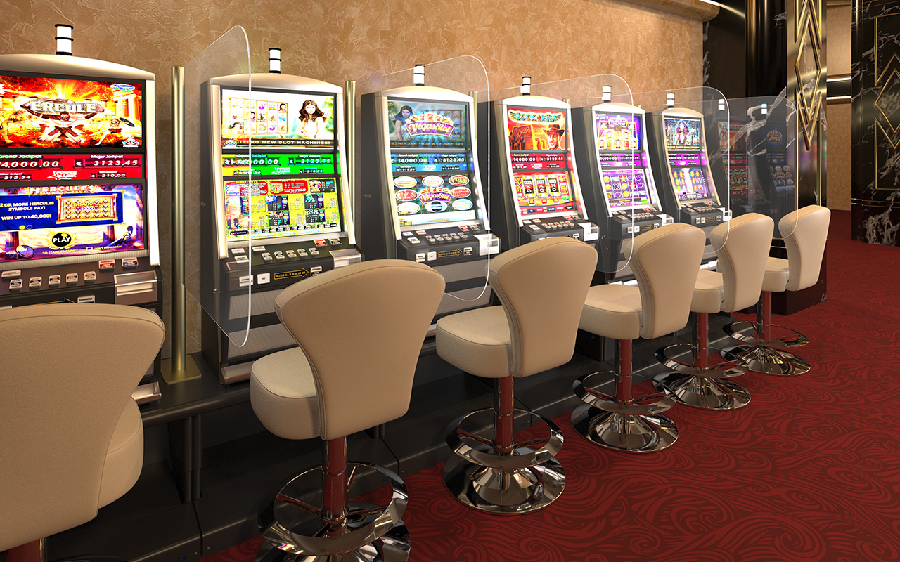 PROTECTION PANELS FOR SLOT BANKS – Stylgame