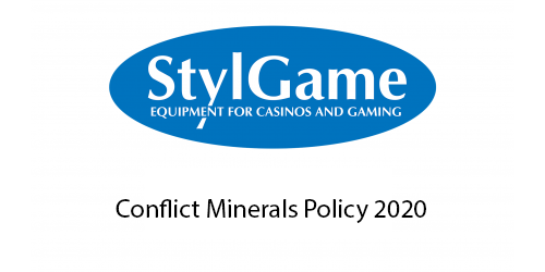 Conflict Minerals Policy 2020